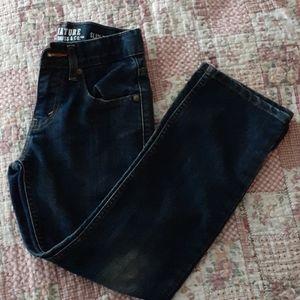 Boy's Levi's Modern Straight Jeans
